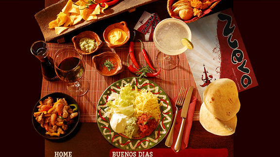nuevo aurich 16 Beautiful Restaurant Websites
