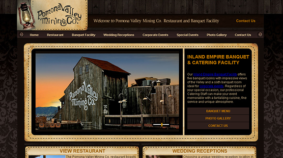 pomona valley mining 16 Beautiful Restaurant Websites