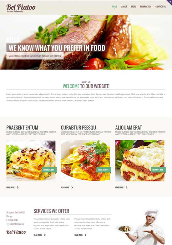 Italian-Restaurant-HTML5-Website-Template