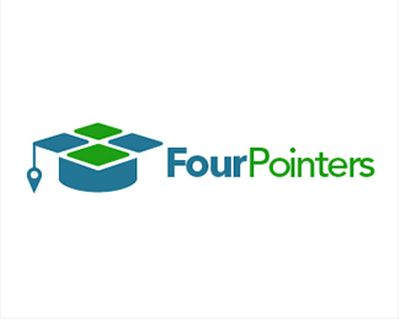 Education Logo : Four Pointers