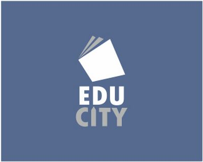 Education Logo : edu city
