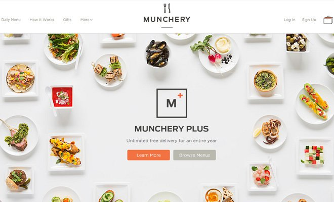 munchery startup san francisco delivery