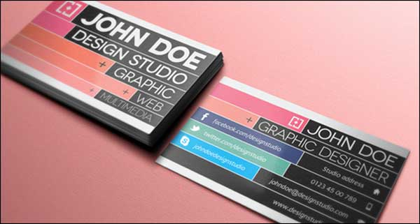 Free Creative Business Card Vol 3