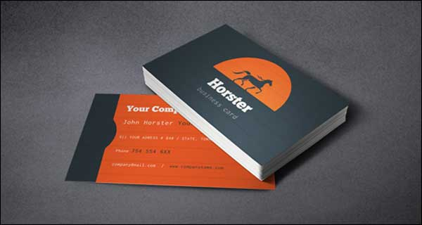 Free Industrial Business Card Vol 1