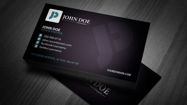 john-doe-business-card-template
