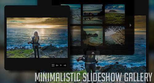 Minimalistic Slideshow Gallery with jQuery