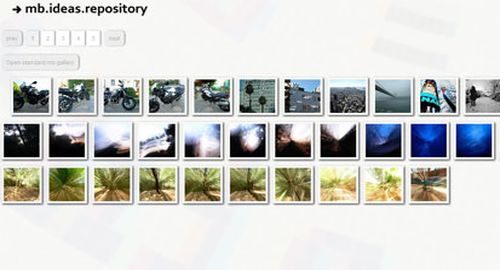 JQUERY MB.GALLERY - present your photo gallery