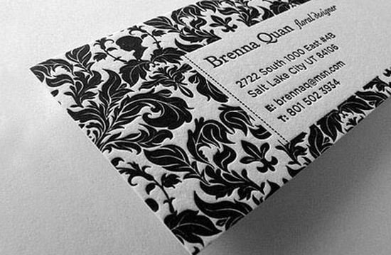 typographic business cards designs 09