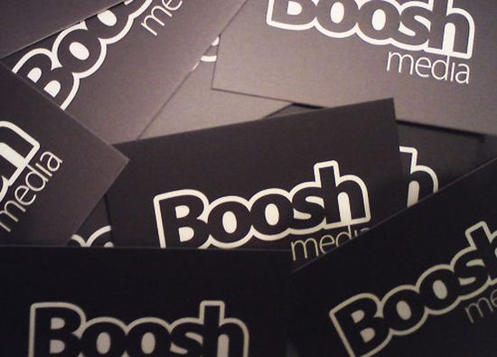 typographic business cards designs 27