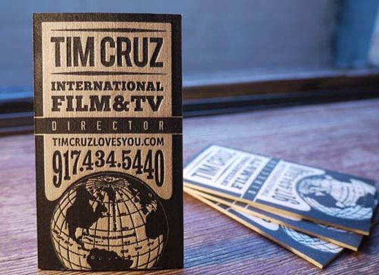 typographic business cards designs 49