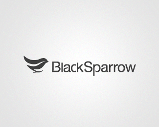 BlackSparrow Beautiful Animal and Pet Logo Designs