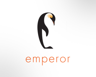 Emperor Beautiful Animal and Pet Logo Designs