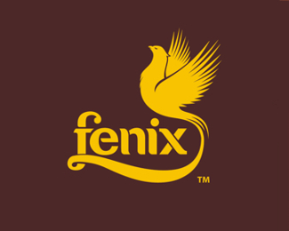 Fenix Beautiful Animal and Pet Logo Designs