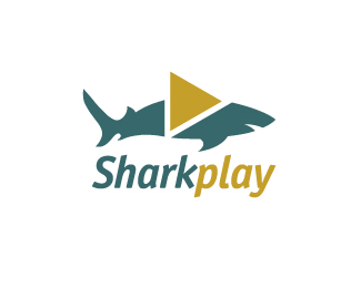 Sharkplay Beautiful Animal and Pet Logo Designs