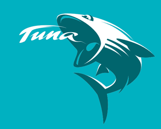 Tuna Beautiful Animal and Pet Logo Designs