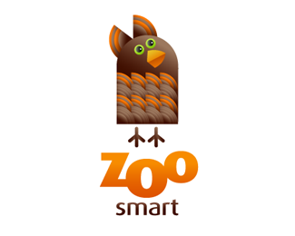 ZooSmart1 Beautiful Animal and Pet Logo Designs