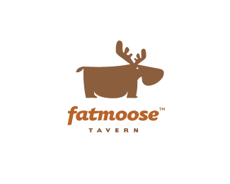 fatmoose Beautiful Animal and Pet Logo Designs