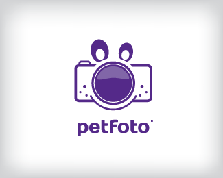 petfoto Beautiful Animal and Pet Logo Designs