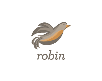 robin Beautiful Animal and Pet Logo Designs