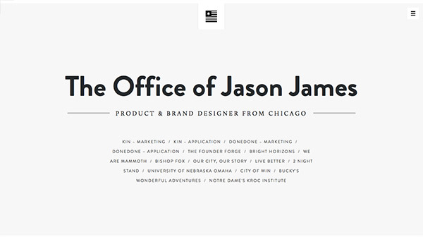 The Office of Jason James