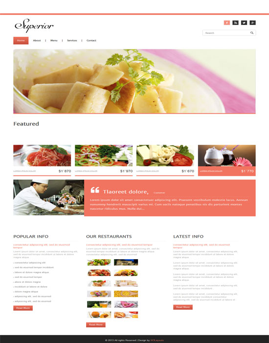 Free-thiet ke website cafe mien phi