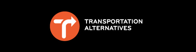 Transportation Alternatives thiet ke logo to chuc phi chinh phu