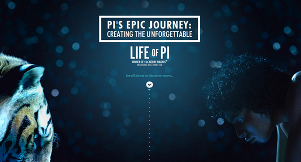 16 life of pi thiet ke website dep