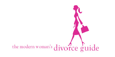 Modern Womans Divorce Guide thiet ke logo dep