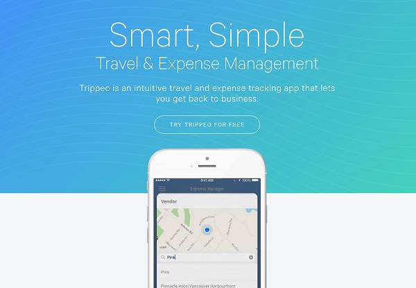 Travel App Website Thiet ke website don trang