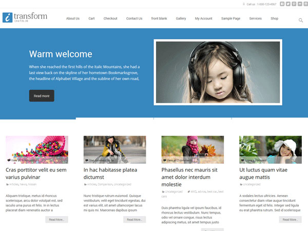 i transform free woocommerce wordpress theme thiet ke web