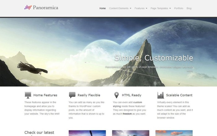 panoramica free portfolio wordpress theme e1419452820458 thiet ke web