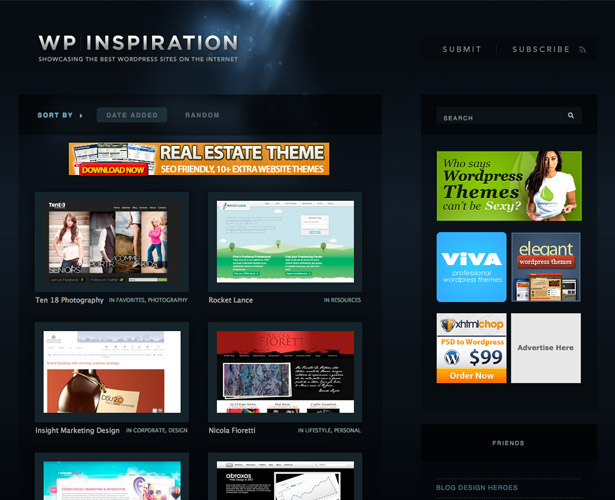 wpinspiration thiet ke web