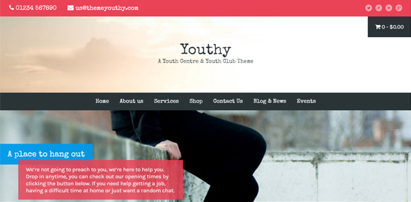 Thiet ke website chuyen nghiep Youthy---A-Youth-Centre-&-Youth-Club-Theme