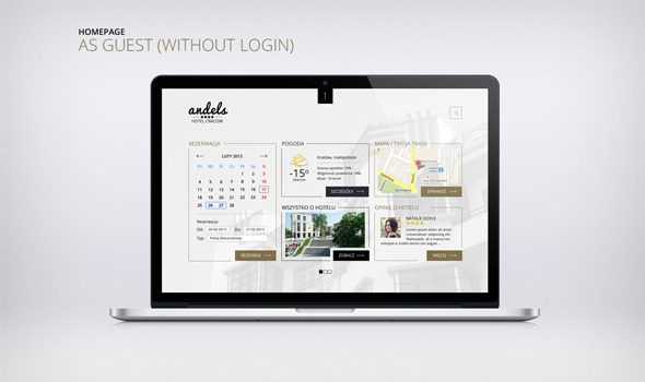 Hotel-by-WuHaDesign thiet ke website du lich