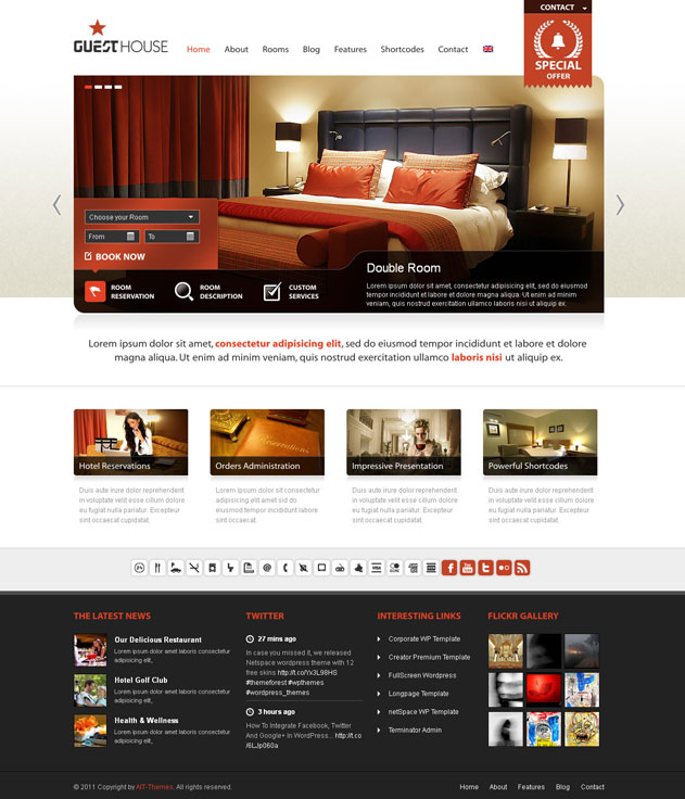 guesthouse-hotel-theme