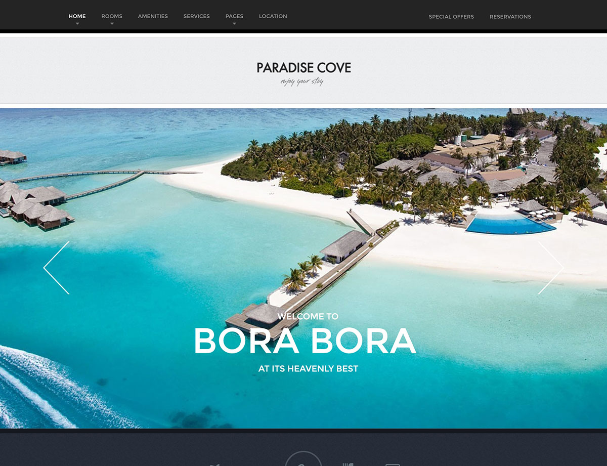 paradise-cove-wordpress-hotel-theme
