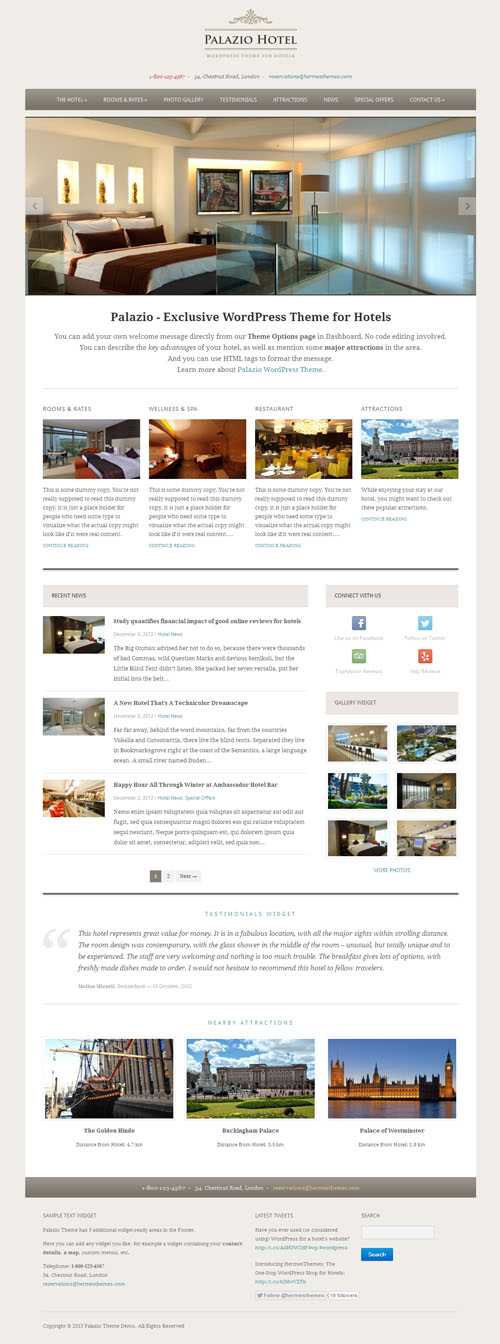 plazio wordpress theme