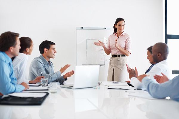 Học 8 kỹ năng để giúp bạn thành công: Xây dựng một tập thể 12