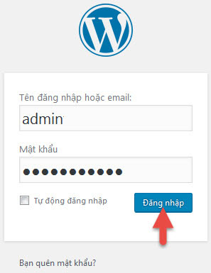 cai dat wordpress 6