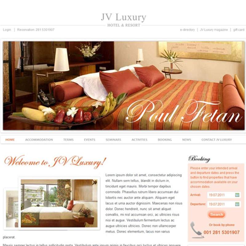JV LUXURY